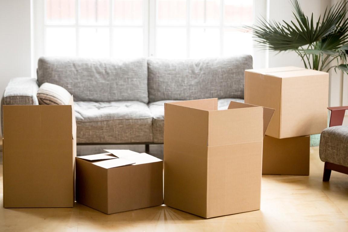 LG empty Boxes